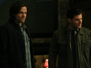 Supernatural S08E15: :Man&#39;s Best Friend With Benefits&#39;