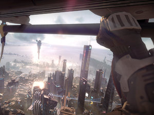 'Killzone Shadow Fall' screenshot