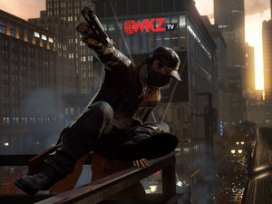Screenshot from &#39;Watch Dogs&#39; for PlayStation 4