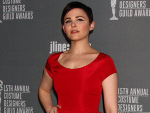 Ginnifer Goodwin, 15th Annual Costume Designers Guild Awards at the Beverly HIlton Hotel