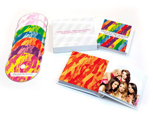Girls Aloud 'The Collection' box set.