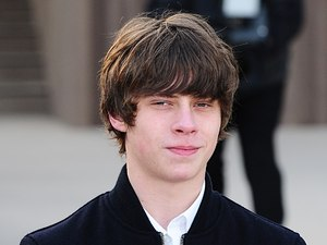 Jake Bugg, Burberry Prorsum show, Autumn Winter 2013