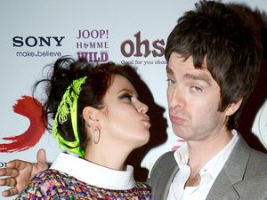Lily Allen, Noel Gallagher, Sony Music Brits after party