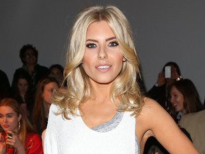 Mollie King, London Fashion Week, Autumn/Winter 2013, Ashish