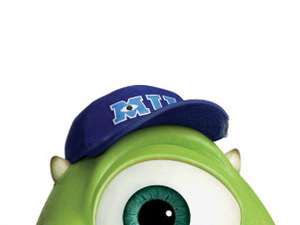 'Monsters University' character ID: Mike Wazowski