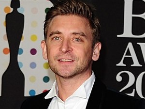 DJ Fresh arriving for the 2013 Brit Awards at the O2 Arena, London