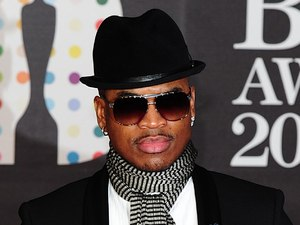 Ne-Yo arriving for the 2013 Brit Awards at the O2 Arena, London