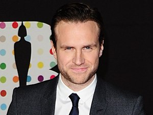 Rafe Spall arriving for the 2013 Brit Awards at the O2 Arena, London