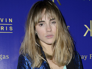 Suki Waterhouse attends Jay-Z's Roc-Nation Brits 2013 Afterparty
