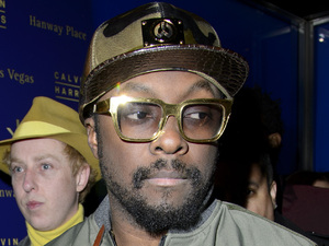 Will.i.am attends Jay-Z's Roc-Nation Brits 2013 Afterparty