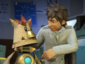 &#39;Knack&#39; for PS4