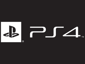 PS4: Sony PlayStation logo contact sheet