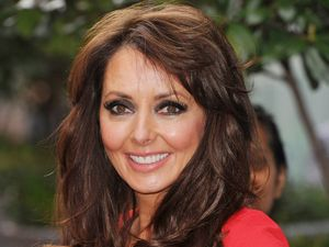 Carol Vorderman, Rex features 2013