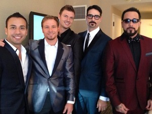 Backstreet Boys - A. J. McLean Howie Dorough Nick Carter Kevin Richardson Brian Littrell