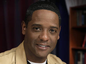 Blair Underwood photographed in March 2011