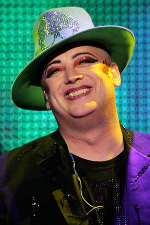 Boy George, 80's Rewind Festival 2010, Temple Island Meadow, Henley on Thames, Oxfordshire