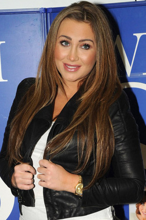 Lauren Goodger signs copies of her book 'Secrets of an Essex Girl' at WHSmith Featuring: Lauren Goodger fans Where: Birmingham, United Kingdom When: 18 Feb 2013 Credit: Anthony Stanley/WENN.com