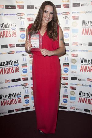 Melanie Chisholm, Whatsonstage.com Awards