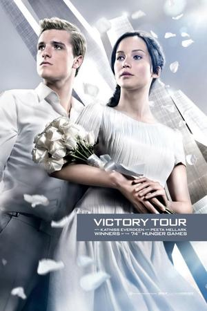 Hunger Games: Catching Fire poster