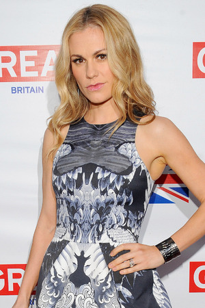 Anna Paquin attends the Great British Film Reception in LA.