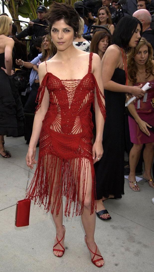Selma Blair, Oscars 2002