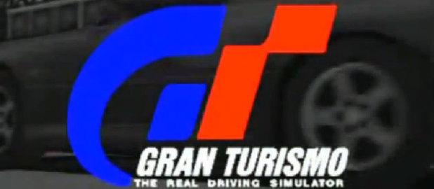 Gran Turismo opening logo