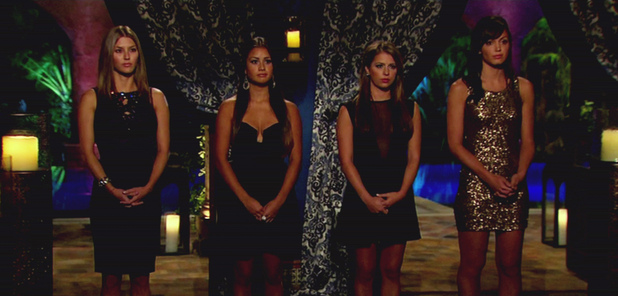 The Bachelor Week 7: AshLee, Catherine, Desiree and Lindsay