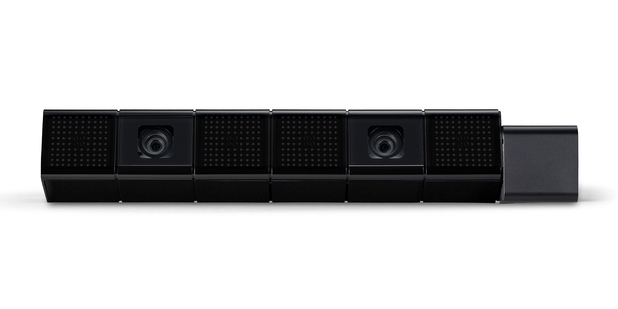 PS4 reveal: New PlayStation 4 console camera
