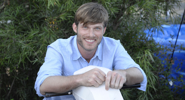 Actor Chris Carmack