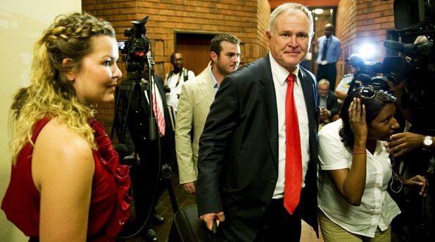 Oscar Pistorius Advocate Barry Roux