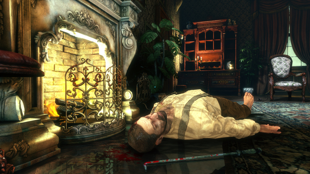'Sherlock Holmes: Crimes & Punishments' screenshot