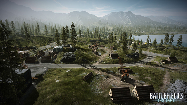 'Battlefield 3: End Game' DLC screenshot