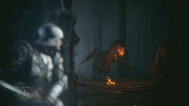 ''Deep Down' trailer screenshot