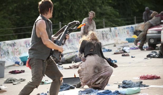 The Walking Dead S03E10: 'Home'