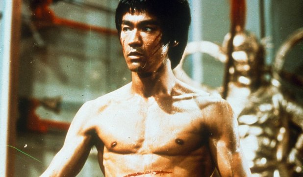 Bruce Lee in 'Enter The Dragon' (1964)