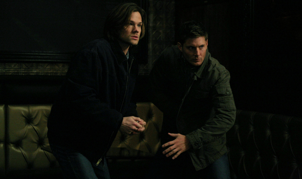 Supernatural S08E15: :Man's Best Friend With Benefits'