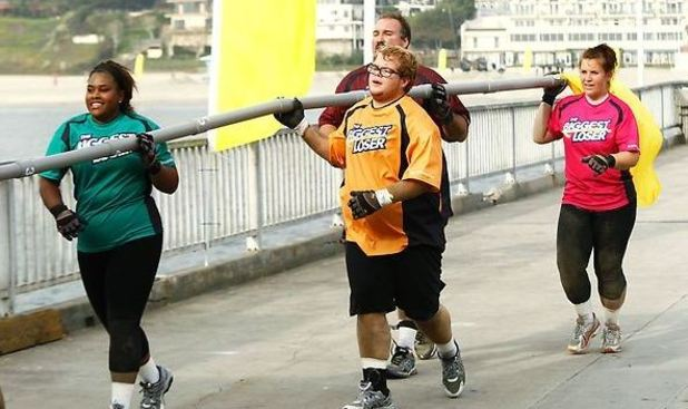 The Biggest Loser S14E08: 'Be Yourself'