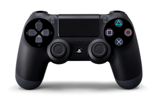 PS4 reveal: New PlayStation 4 console controller