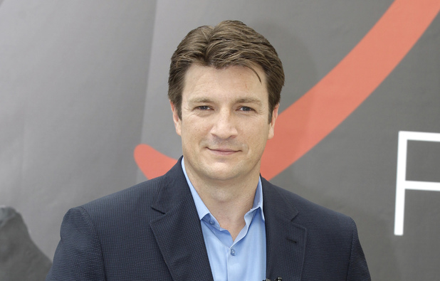 Canadian actor Nathan Fillion