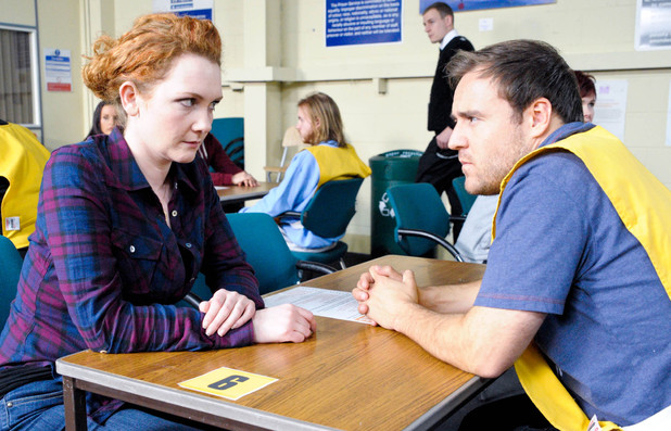 Tyrone tells Fiz to move on from him