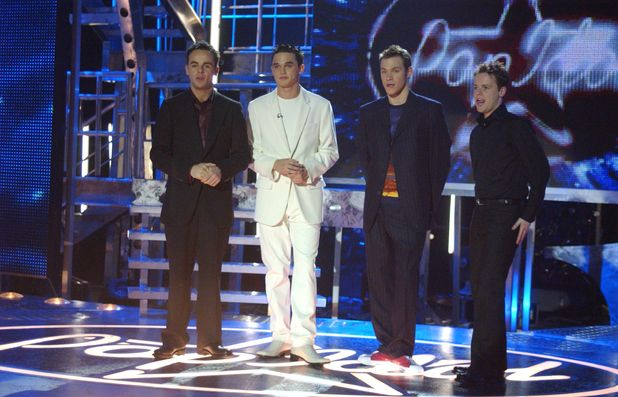 Pop Idol in 2001