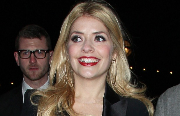 Holly Willoughby, Brits 2013