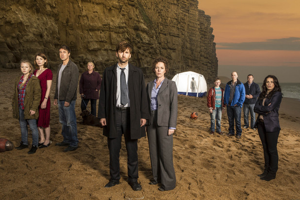 'Broadchurch' main cast
