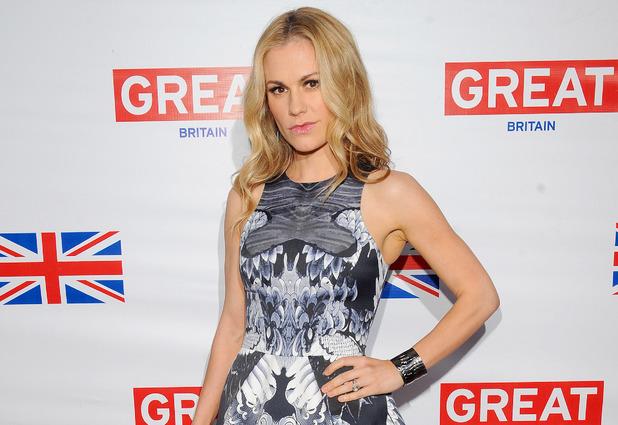 Anna Paquin attends the Great British Film Reception in LA.