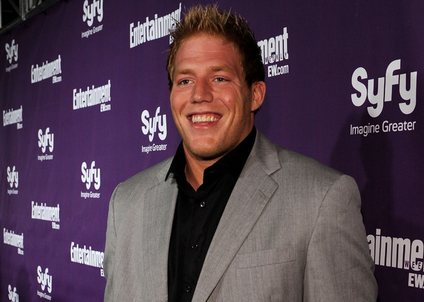WWE star Jack Swagger