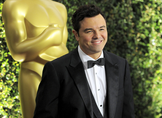 Seth MacFarlane at the 4th annual AMPAS Governors Awards - December 1, 2012