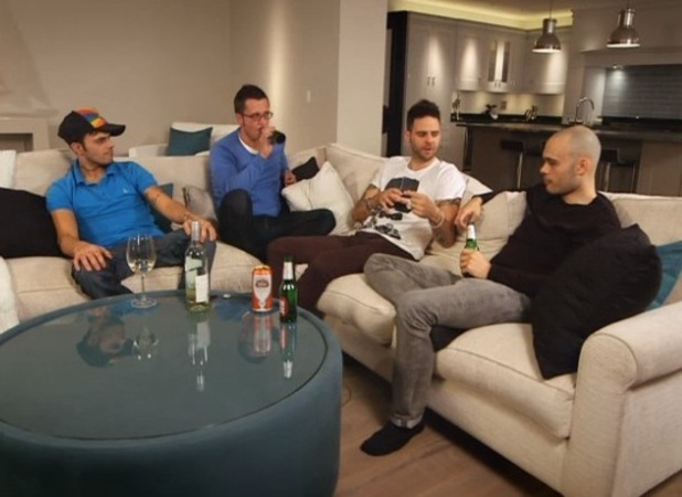 5ive reunite on The Big Reunion