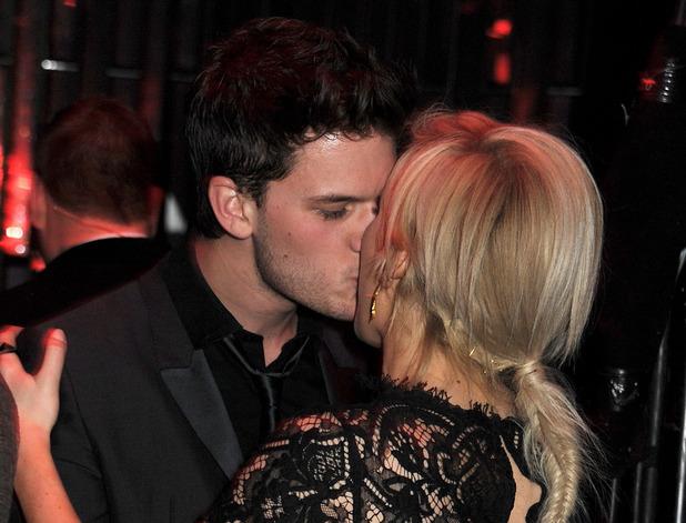 Jeremy Irvine, Ellie Goulding, Universal Music Brit Awards 2103
