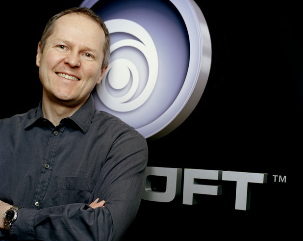 Ubisoft CEO Yves Guillemot