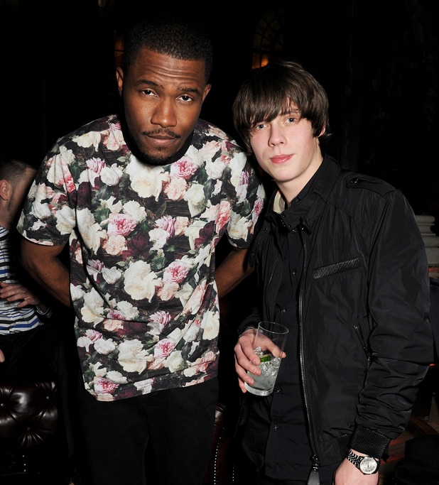 Frank Ocean and Jake Bugg